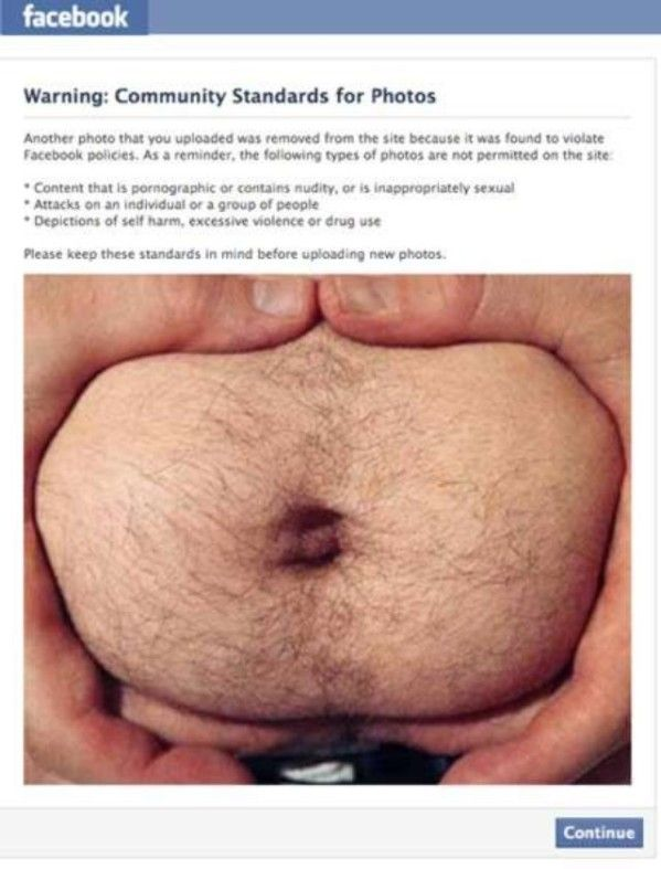 Facebook Banned These Photos, Were They Wrong?
