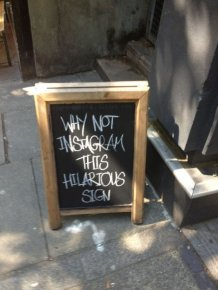 Sarcastic Signs That Will Make You LOL