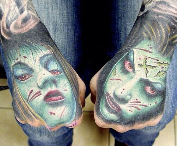These Tattoos Are Straight Up Epic