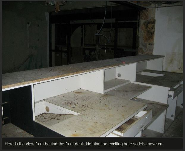 This Abandoned Hotel Is Still Pretty Amazing