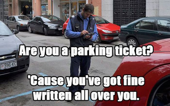 The Worst Pick Up Lines You'll Hear Today