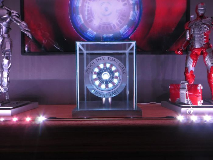 Build Your Own Arc Reactor From Iron Man