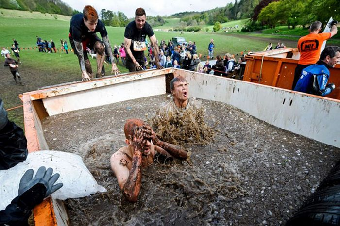 Are You A Tough Mudder?