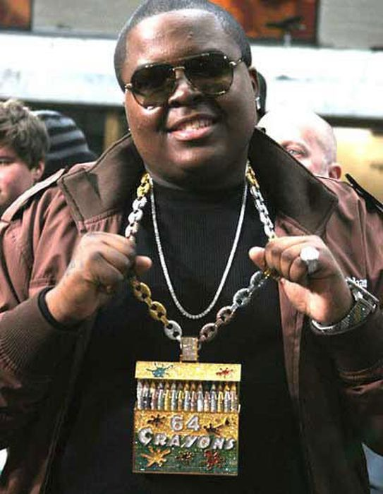 The Most Ridiculous Rapper Chains Of All Time