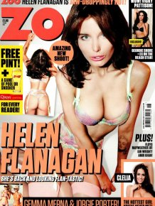 Helen Flanagan Has Never Looked So Good