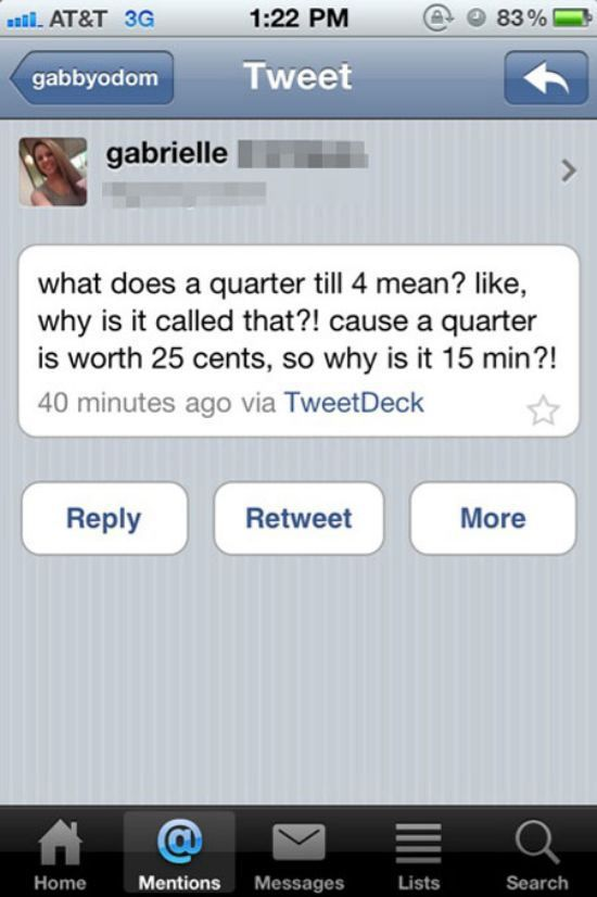 The Dumbest Twitter Users You'll Ever See