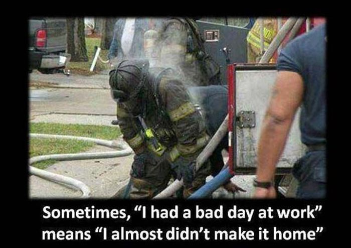 Some Of The Bravest Firefighters You'll Ever See