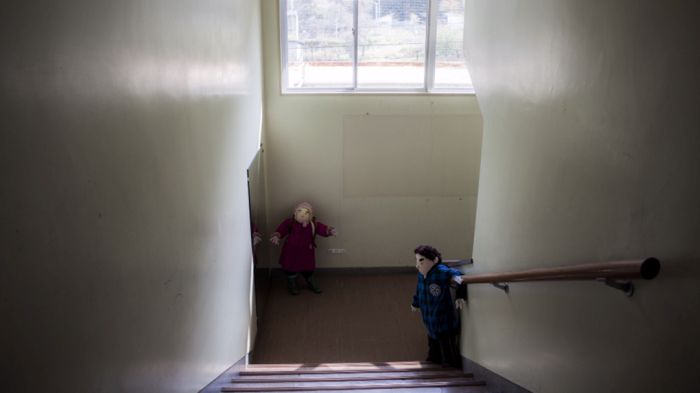 Japanese Village Is Populated By Life-Size Dolls