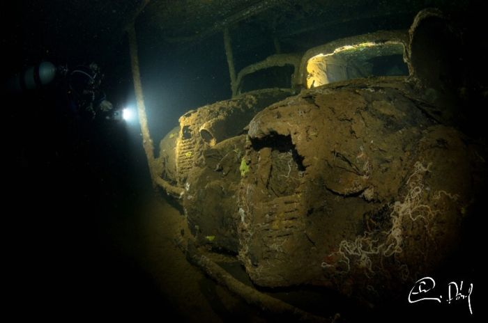 You Won't Believe What These People Found Underwater