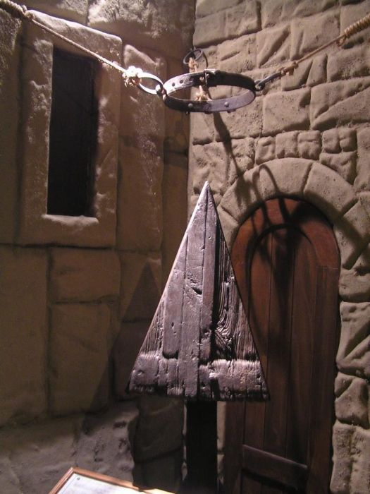 Medieval Torture Devices You Never Want To Encounter