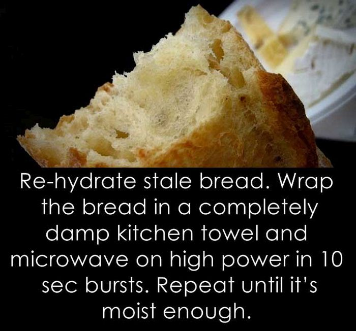 Awesome Life Hacks To Use In The Microwave