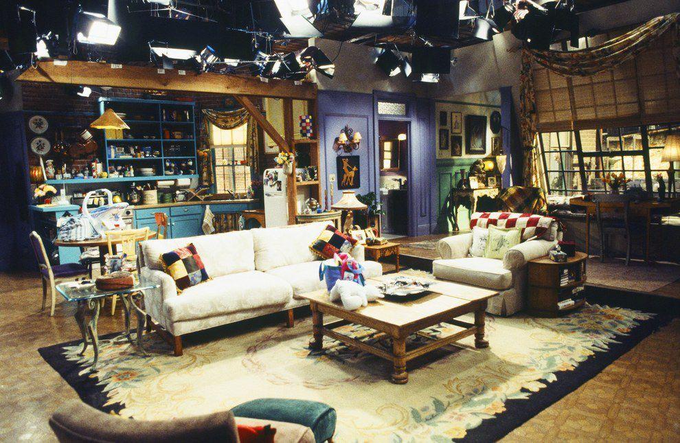 "First Season ""Friends"" Photos That Are a Trip Down Memory Lane"