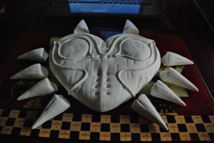 A Real Life Majora's Mask From Legend Of Zelda