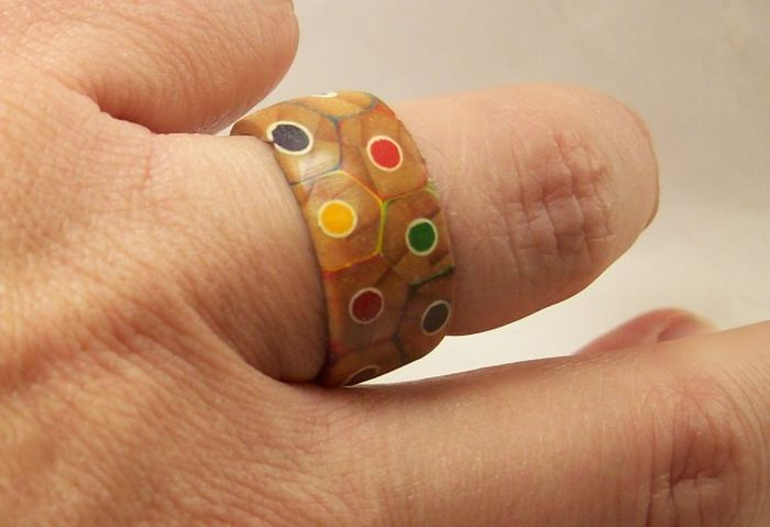 The Most Colorful Ring Ever