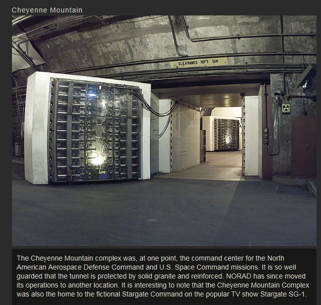 The 10 Most Heavily Guarded Locations On Earth