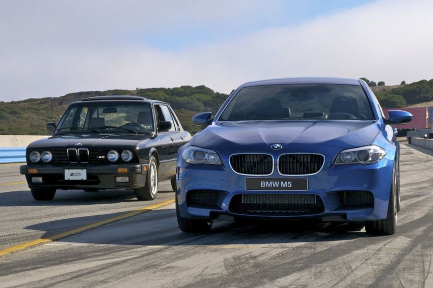 BMW M5  30th anniversary  Vehicles