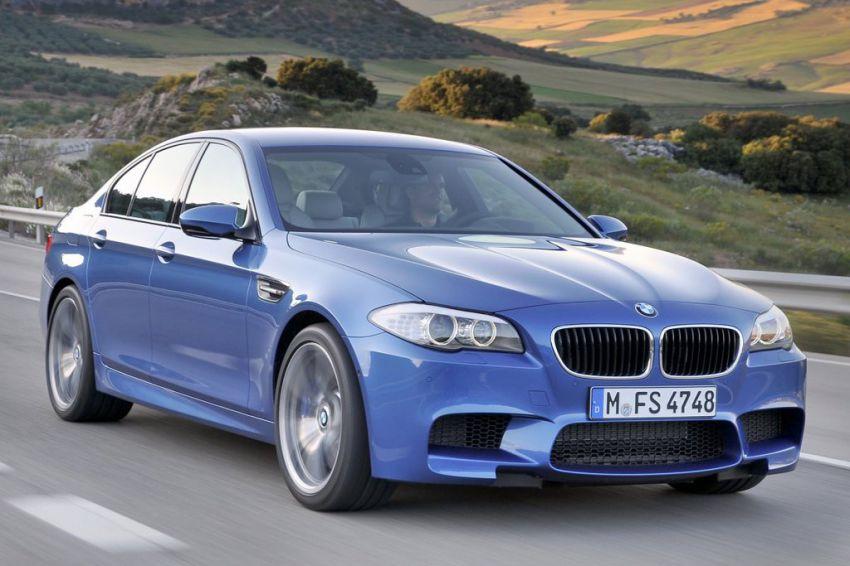 BMW M5 - 30th anniversary