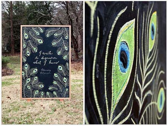 Anonymous Students Create Works Of Art With Chalk