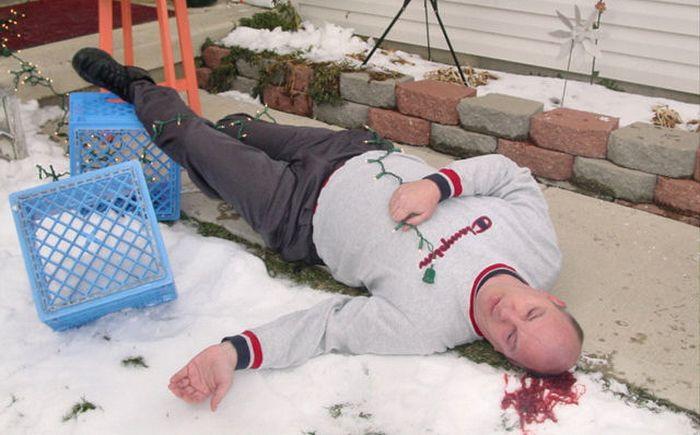 Nobody Plays Dead Like Dead Body Guy