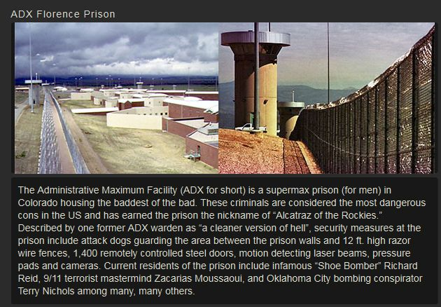 The 10 Most Heavily Guarded Locations On Earth, part 2