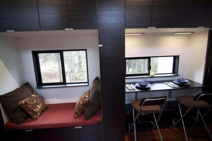This Tiny House Is Awesome, Would You Live Here?