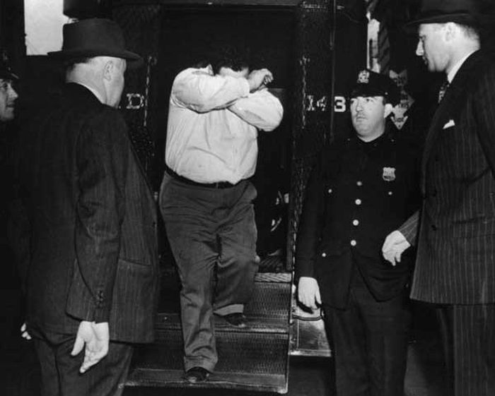 Photos From The First Crime Scene Photographer