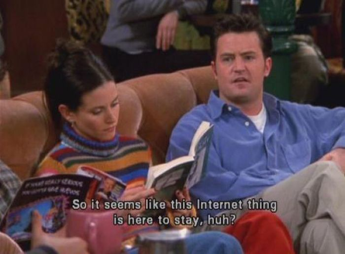 Best One Liners Of Chandler From Friends