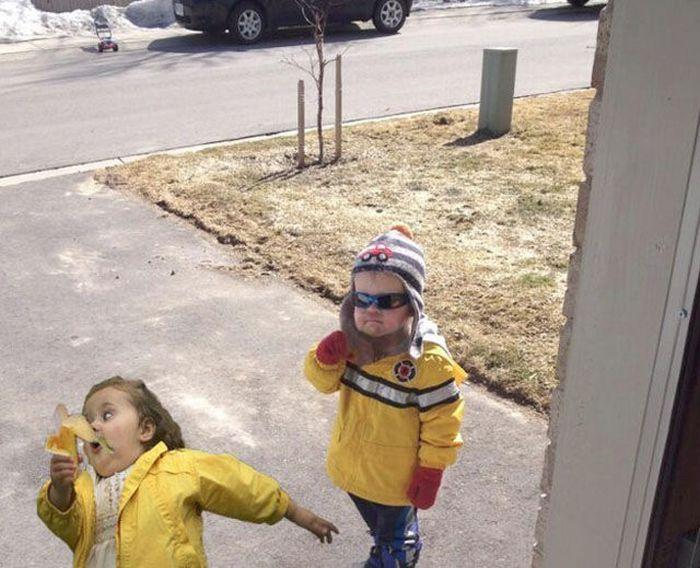Boy Eating a Banana Is The Newest Meme Sensation
