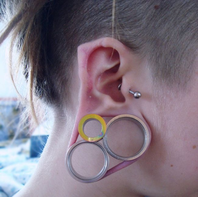 Body Transformations With Body Modification