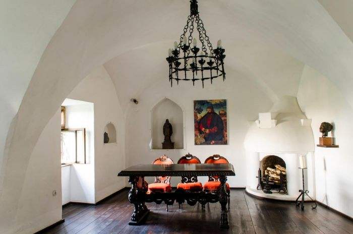 Make Dracula's Transylvania Mansion Your New Home