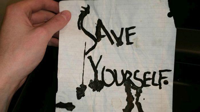 Creepy Treasure Found In The Crawl Space