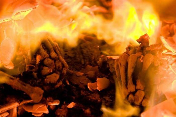 What Actually Happens When A Body Is Cremated