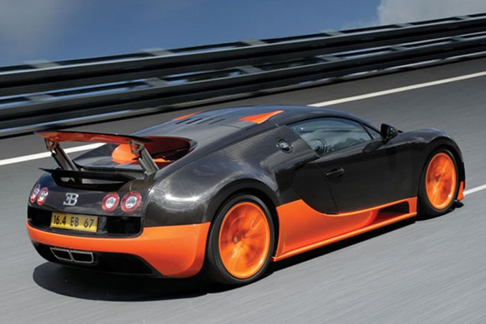 The 10 Fastest Cars Out On The Street
