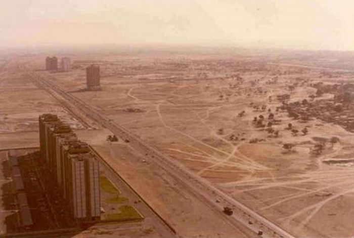 The World's Most Iconic Cities Back Then And Today