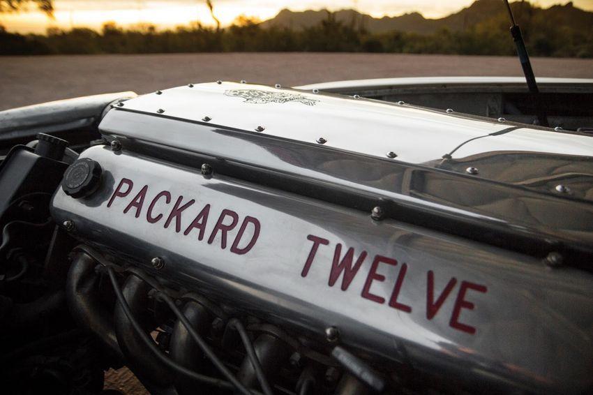 Packard Twelve 1999, part 1999