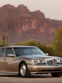 Packard Twelve 1999