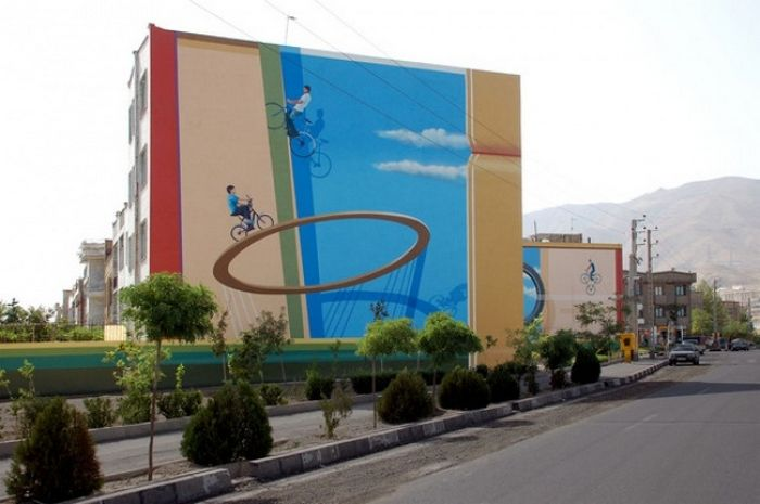 Mind Bending Street Art That Will Blow You Away