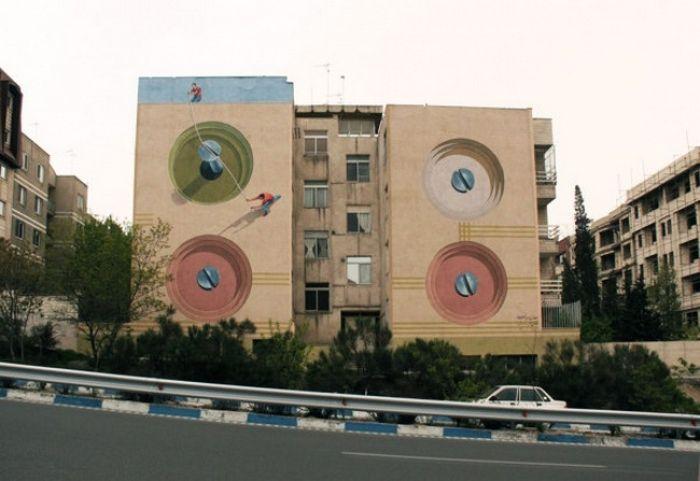 Mind Bending Street Art That Will Blow You Away