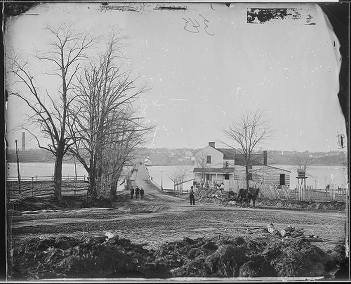 See How Washington D.C. Looked During The Civil War