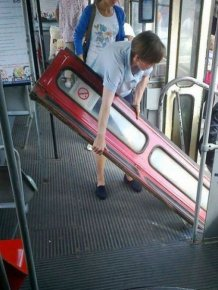 Things You Will Only See While Commuting In Serbia