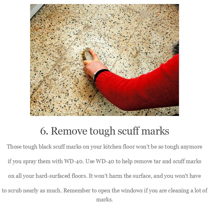 13 Great Things You Can Do With WD-40