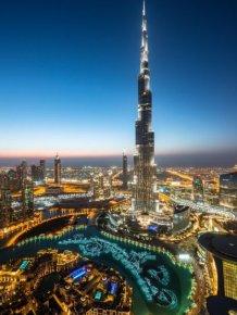 The Beautiful World Of Dubai