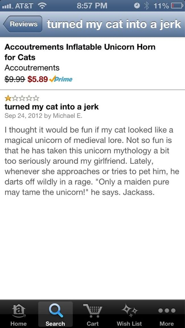 These Reviews Are Hilarious And Ridiculous
