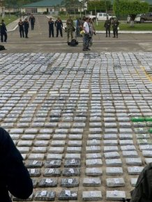 That's A Lot Of Cocaine