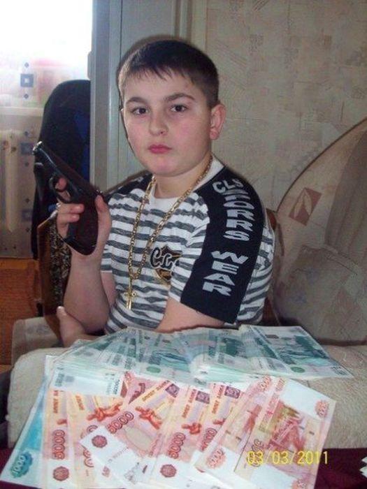 The Weirdest Russians On Social Media