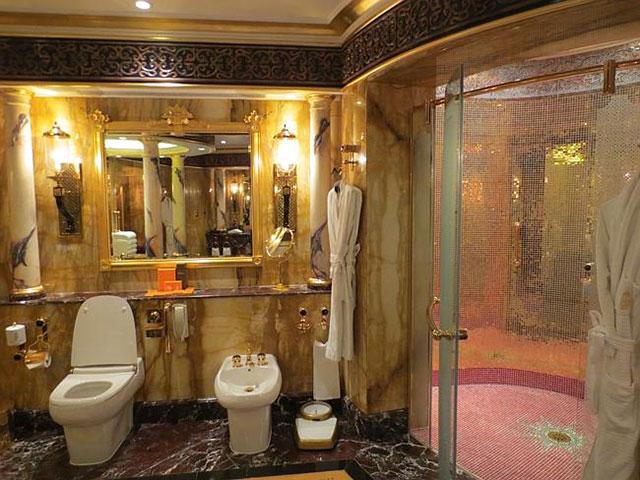 Inside The 24 000 A Night Royal Suite At The Burj Al Arab