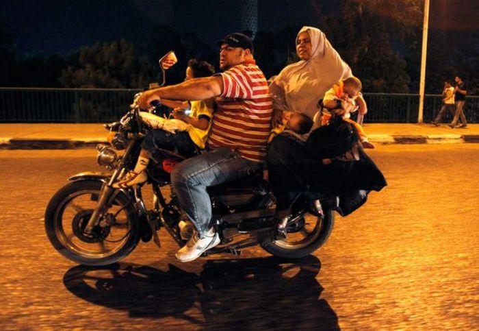 The Strangest Transportation Methods Ever
