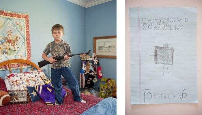 American Kids Love Their Guns