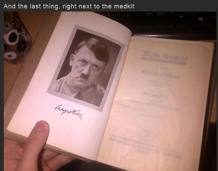 German Medical Kit Hidden In The Attic