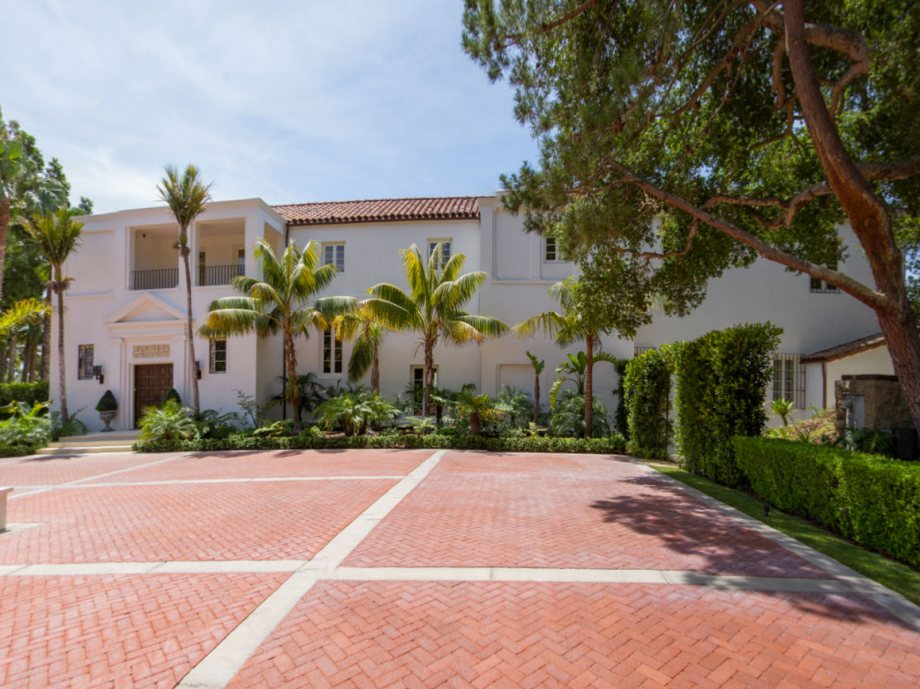 Scarface's mansion is up for sale